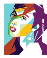 michelle branch in wpap by edho by edhoartwork