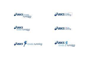 Asics Loves Running by sizer92