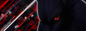 The Wolf Signature by Kenny-White-Lion