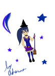 Mato the witch by PrincessTales