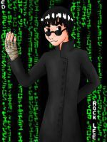 The Lotus of the Matrix by ninja-ed