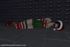 Santa's Elf Snatched by EnglishDamsel