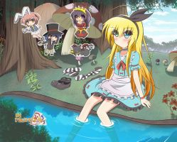 Alice-chan's Wonderland~ by MashiroSaito
