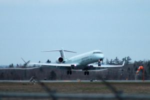 Air Canada Express CRJ-900 by tdogg115