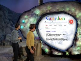 Guardian of Forever Search Engine by Brandtk