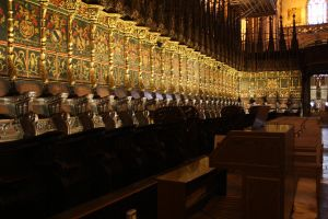 The choirs of glory... by LutherHarkon