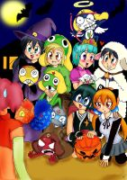 Trick or Treat by PepperSupreme
