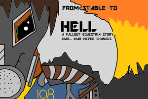 OFFICIAL from stable to hell cover by jetrixwolf
