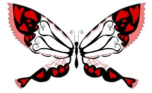 True Love Picture on True Love Butterfly 7 Years Ago In Tattoo Design