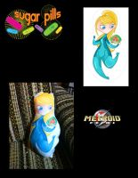 Sugar Pills- Zero Suit Samus by spicysteweddemon