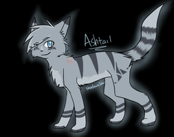 Ashtail - Art Trade by ShadowcIaw
