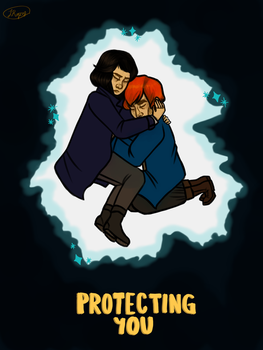 Protecting You by JimTigerLily