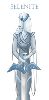FOC-Selenite by CrystalCircle