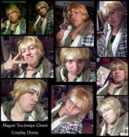 Maguri Closet Cosplay Dump by FullmetalApollo