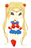 Sailormoon by pocketplanets