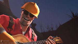 SFM Poster: Dat Smile by PatrickJr