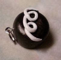 Hostess Cupcake Charm by thepinupgirl