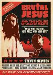Brutal Jesus Grindhouse poster by 54NCH32