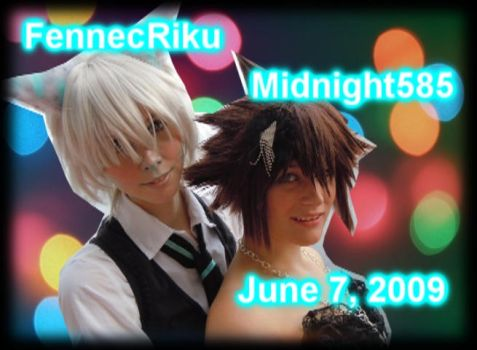 Two Years -to Riku and Sora- by AnimalSam