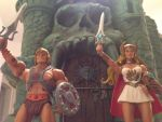 For the Honor, By the Power of Grayskull by eternalview