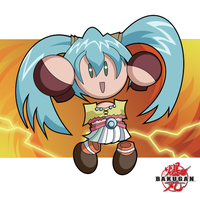 Bakugan: Runo by cabal-art