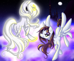 Contest: Friends Among Stars by Miss-Bow