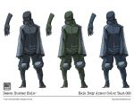Kain Body Armor Color Test 000 by BurrellGillJr