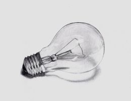 Light Bulb by 11-73-3-33