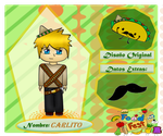 FoodFest: Ficha Carlito! by Raguer