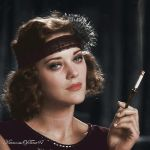 Vintage GIF - colorized by MemoriesOfTime97