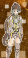 Hyacinth Lumen outfit design by CandySkitty