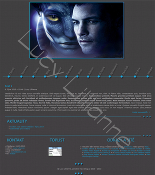 Avatar layout v6 by luculi
