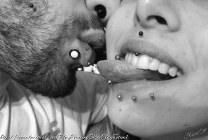 Love And piercings! by TheChristOff