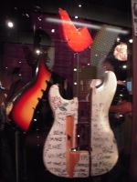 Pieces of Jimmy H Guitars by rockerchicforever