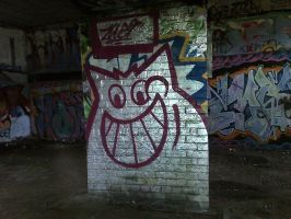 Graffiti Pokemon by SUREGRAFFITI