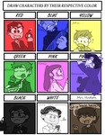 Color Meme : Sherlock Version! by Jaycee9325