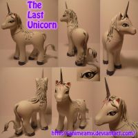 Last Unicorn by AnimeAmy by customlpvalley