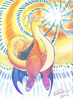 Day1 Dragonite by Solkiah