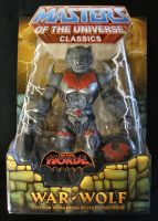 MOTUC custom War-Wolf packaged by masterenglish