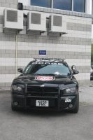 Police Car STOCK by Theshelfs