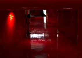 Red Corridor by maxlake2
