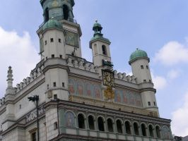 Poznan Town hall by Stona2