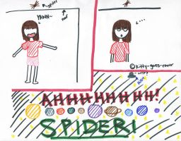Spider by Kitty-goes-rawr