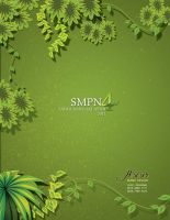SMPN 4 Yearbook Cover II by pesisir