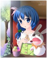yoshino~yoshinon by AineRo