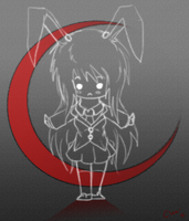 Reisen Chibi by Clue000