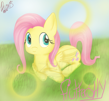 Fluttershy by IncubusZenith