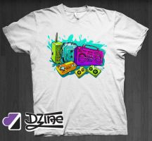 Eighties by DzineClothing