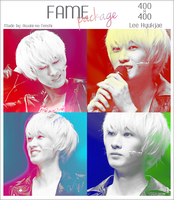 4 Icon FAME package HYUKJAE by Awaki-no-Tenshi