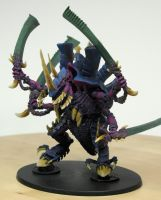 swarmlord paint WIP body by Robbie-Rebbydoo